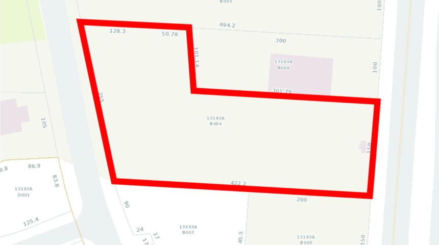 2.12 Acres of Commercial Land in Riverdale